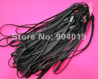 200Pcs black  wrist Strap Lanyard for Mobile Mp3 DC