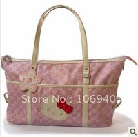 HelloKitty Fashion Lady Travel Luggage Messenger Shoulder Tote Hand bag