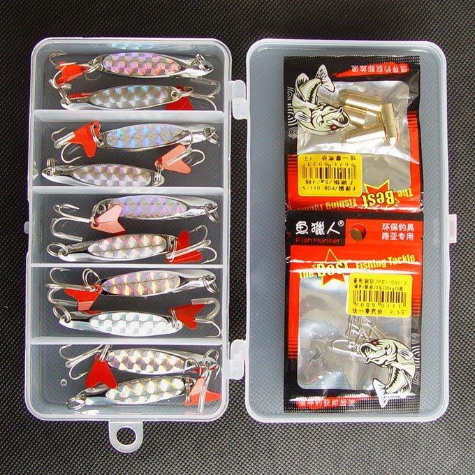 купить комплект для рыбалки екатеринбург