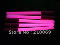 Direct manufacturers Sponge with handle glow sticks 15*240mm