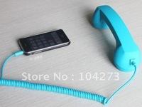 wired Retro Cell Phone reciever for iphone receiver/ipad/smartphone/Nokia,Wired telephone handset,