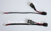 Free shipping Brand New Power DC JACK with cable for ACER Aspire One 150 KAV10  5pcs/lot