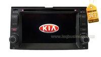 2 Din 7 inch Sorento/Sportage/Cerato car dvd player wtih GPS/Blutooth/IPOD/Radio/TV/3G! wince 6.0 system!