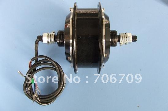 Free Shipping ! Wholesale Cheap ! Brushless Mini Hub Motor 24V 250W for Rear Wheel(China (Mainland))
