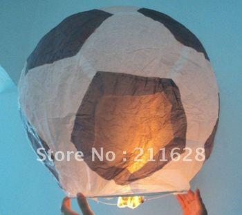 Free shipping 12pcs/lot Football kongmingdeng creative arts and crafts features Cheer Olympic Games kongmingdeng
