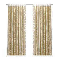 IKEA jiulun Window curtains