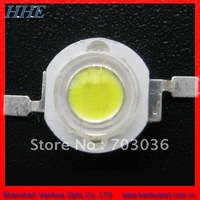 1w pure white high power led