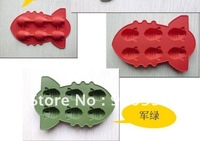 Free Shipping,DIY color cool Atomic bomb/torpedo ice cube mold,ice tray bar drinking for relieve summer heat,summer cool supply