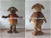 new wags the dog mascot costume cartoon dog costumes