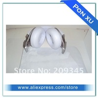 Hot Selling Pro Headphones Black/White Noise Cancelling headphones with Factory Sealed Box EMS Free shipping 10PCS/LOT