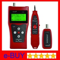 NF-308 Multipurpose network cable test & inspection instrument with lot of new functions, free shipping !