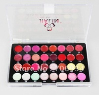 1pcs/lot Professional LipStick 32 colors Palette High Class Lipstick Lip Gloss Makeup 15915-32