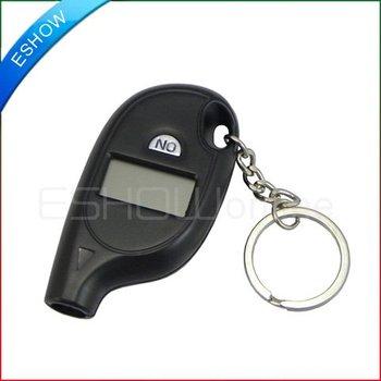 Mini Digital Car Tire Pressure Gauge Tyre LCD Keychain Y1014A Eshow