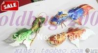 CHRISTMAS WHOLESALE 10 PCS CLOISONNE FISH DECORATION