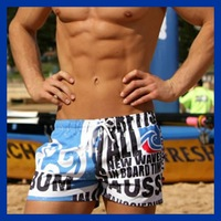2013 Fashion Men Home trousers Board Shorts Beachwear Sexy Beach Pants Boxers Leisure Wear Surf  Sport Surf Free Shipping