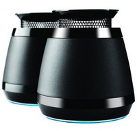 Portable games sub woofer speakers