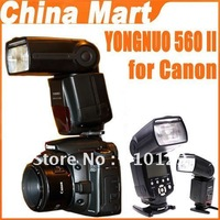 YONGNUO YN560 II DLSR Light Digital Flash Speedlite for Canon DLSR Cameras Free Shipping