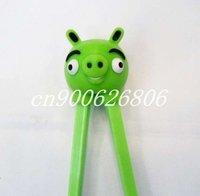 10 pcs children's learning chopsticks plastic toy infant chopsticks