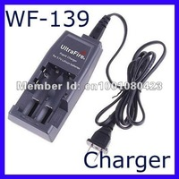 UltraFire WF-139 Rapid Charger for 18650 3.7V Lithium Rechargeable Battery Free Shipping