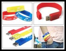 wholesale bracelet silicone usb