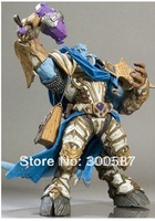 NEW DC World of Warcraft WOW Action Figure-VMDICATOR MARAAD,new in box