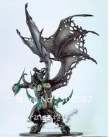 NEW DC World of Warcraft WOW Action Figure - Illidan Carolculture