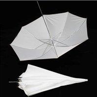 "33"" Photo Studio Flash Diffuser White softbox Umbrella"