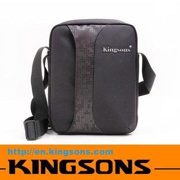 """New arrival Kingsons brand 9.7"""" nylon laptop messenger bag Ks6185"""