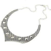 Колье Ожерелья кристалла магазин