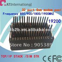 32 ports sms Modem Pool Q2403