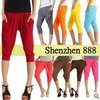 2012 Fashion Lady's Colorful Drape Harem Pants Hip-Hop Stretch Trousers  Free Shipping