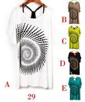 Free Shipping  95% Cotton bat  sleeve T-shirt/ Primer Slim Tops Fashion Leisure Loose Casual T-Shirts Women's Bat Vest