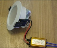 10W 110V-240V Dimmable LED Downlight