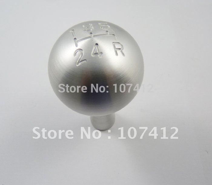 Free shipping (HDSQFD001)NEW 5 Speed Shift Knob Billet Aluminum For Ford Mustang Bullitt 1983-2004(China (Mainland))