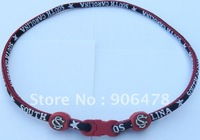 Free Shipping 50PCS/lot NCAA Fashion Sport South Carolina Gamecocks Necklaces 27 Teams For Choice Custom Sizes