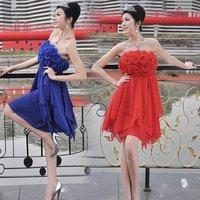 Платья подружки невесты  xs001