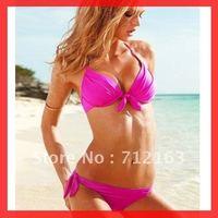 Free Shipping~With Pad lined inside !sexy bikini, hot swimwear, fashion sexy swimsuit  RT3039 (Buy>=2pcs,Gift 1sunglass