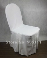 Free Shipping polyester chair cover -hotel chair cover- Banquet Chair Cover