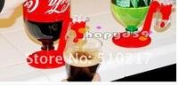 free ship 9pcs Water Machine Coke bottle drinking device portable fridge fizz saver drinking 2 Liter Soda Dispenser Gadget Tool