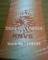 Holland  microfiber  hand towel  / rectangle orange  towel