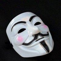 Hot Sale party masks V for Vendetta masks  100pcs a lot