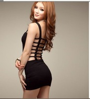 hot sell sexy evening dress 2012. Big backless dress with free shipping