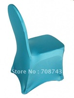 Top quality  - special colour turquoise   spandex chair cover/lycra chair cover
