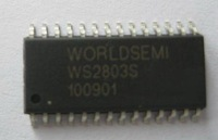 WS2803  IC;SMD