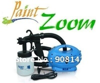 28pcs/lots paint zoom Paint spray gun 110v/230v seen on tv