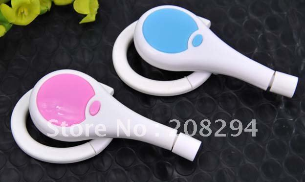 Free shipping,10 pcs/lot Ears hanging small LED night light,reading lamp(China (Mainland))