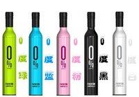 DHL 50pieces/lots color can mix bottle Umbrella Fashion Umbrella