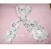 2012 the bride wedding shawls white bud silk shawl peach heart-shaped logo sequins prevent bask in yarn shawls