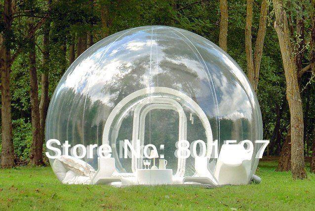 Achetez en gros tente gonflable transparent en ligne des grossistes tente g - Maison bulle transparente prix ...