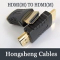 Free shipping hdmi male to hdmi male adapter